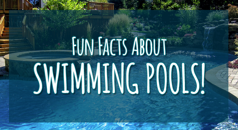 Fun Facts About Swimming Pools And Swimming Infinity Pools Of Georgia Llc